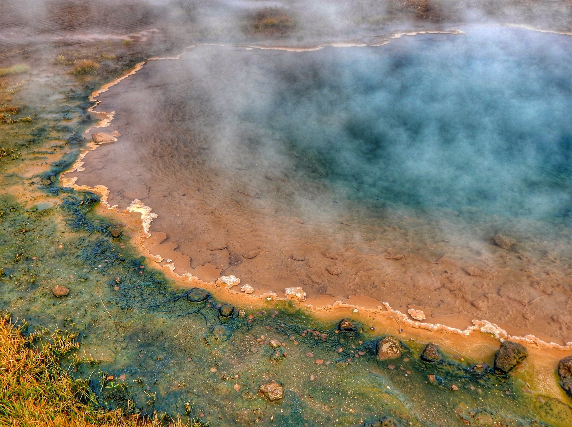 A Guide to the Geothermal Areas of Iceland