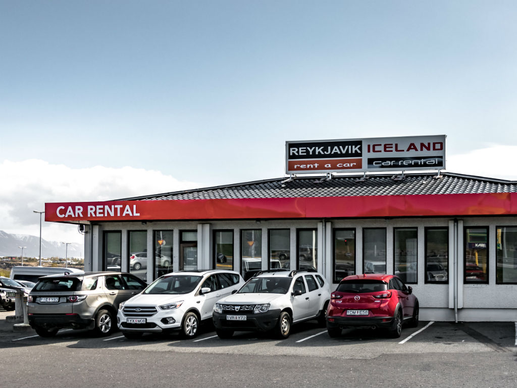 Iceland Car Rental Contact Our Reykjavik Office