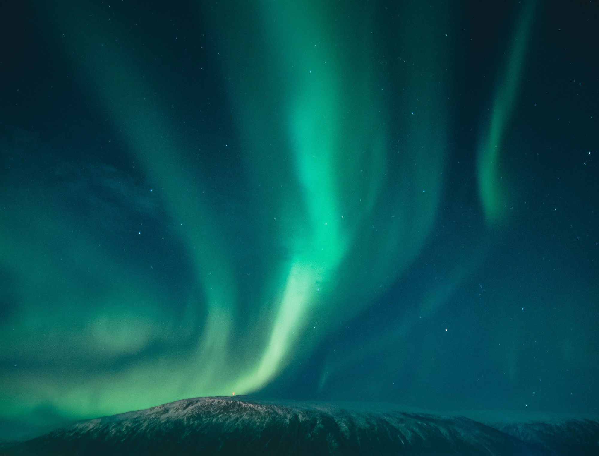 The Best Photos of the Northern Lights